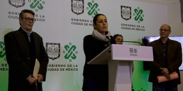 Cuestione   México   Claudia Sheinbaum se pone de Grinch