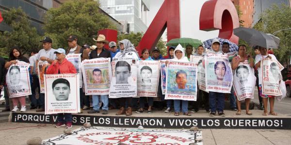 México | Comisión en caso Ayotzinapa: seis meses, pocos resultados