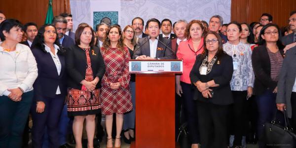 Cuestione   México   ¿Morena reventó ley contra el fuero?
