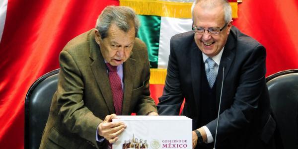 Cuestione   México   ¿Cómo será el gasto nacional en 2019?