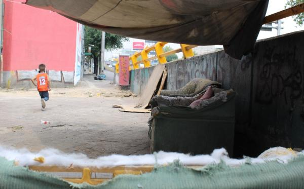 México | COVID-19 aumenta la violencia y abandono de personas en situación de calle