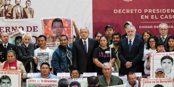 Cuestione   México   Crean Comisión de la Verdad para Ayotzinapa