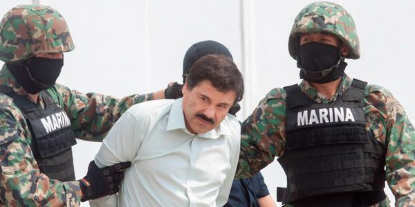 Cuestione   México   De Badiraguato a NY: El Chapo
