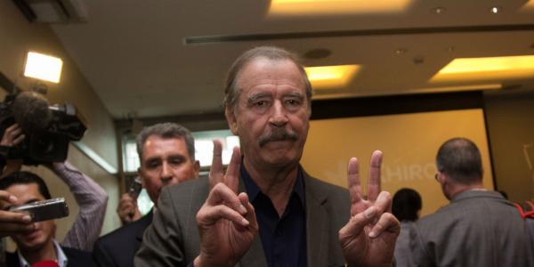 México | Deja de mentir: Fox a AMLO