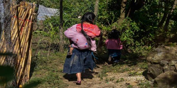 México | Desplazados por violencia en México: las víctimas que no quisieron ver Peña y Calderón