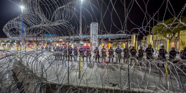 Cuestione   México   Destino final: ¿Tijuana? La caravana varada