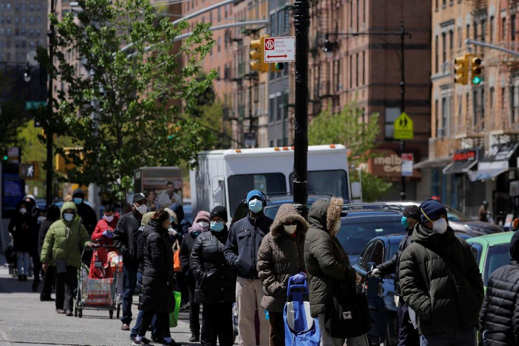 Global | Cuarentena no detiene contagios de COVID-19 en Nueva York, según encuesta