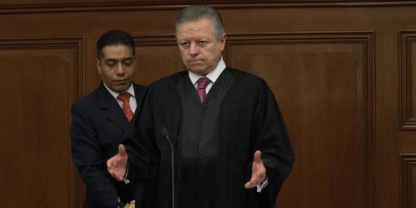 México | El contrato que le heredaron a Zaldívar