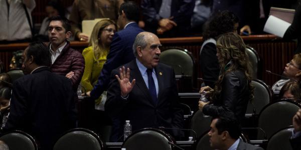 México | El diputado que desafió al presidente