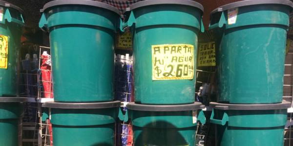 Cuestione   México   El negocio del desabasto de agua