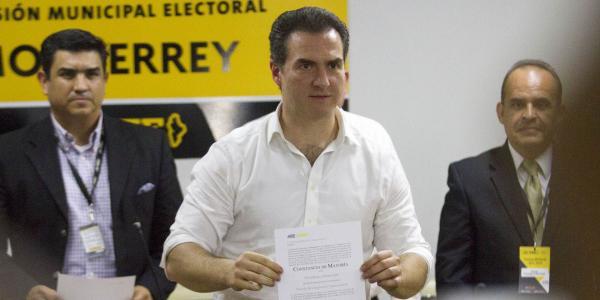 Cuestione   México   El PRI gobernará en Monterrey