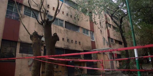 México | El sismo en plena pandemia deja sin casa a 40 familias