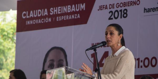 México | En nueve meses Sheinbaum gasta 63% menos en publicidad que el gobierno anterior