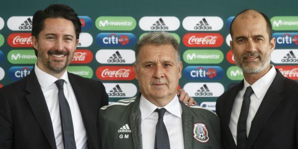 Cuestione   México   Estrena TRI (otra vez) Director Técnico