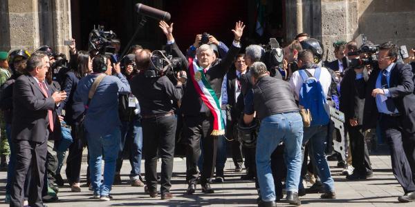 Cuestione   México   Expresidentes y panistas le tuitean a AMLO