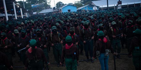 Cuestione | México | EZLN, 25 años contra el sistema