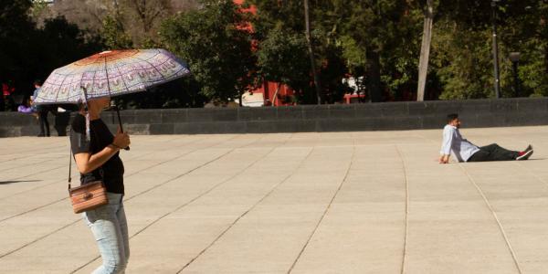 México | Frente frío pone fin a ola de calor