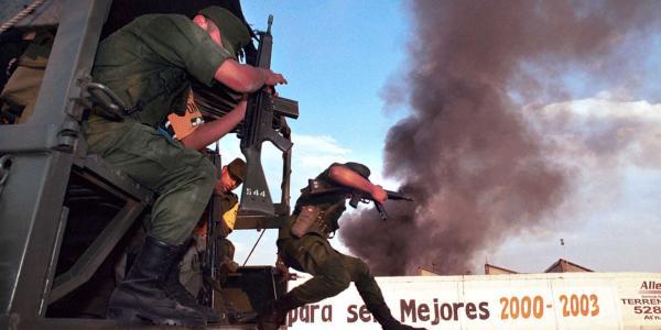 México | Fuerzas de seguridad enfrentan violencia extrema sin apoyo psicológico