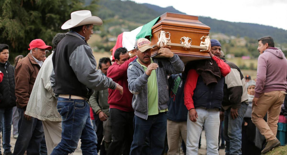 México | Homero Gómez, segundo activista asesinado en enero; el 22 en sexenio de AMLO