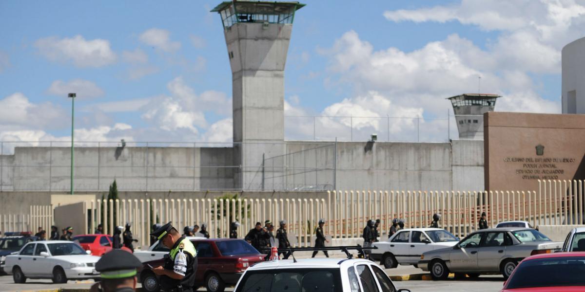 México | Cursos para guardias de prisión, más caros que ir a Harvard