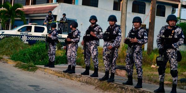 México | Guardia Nacional: ya opera con puros militares pero sin aprobación del Senado