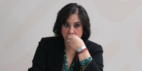 México | Irma Sandoval tiene unos datos y la Secretaría que dirige, otros