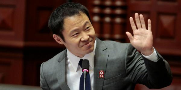 Cuestione   Global   Kenji Fujimori, de hermano a rival político