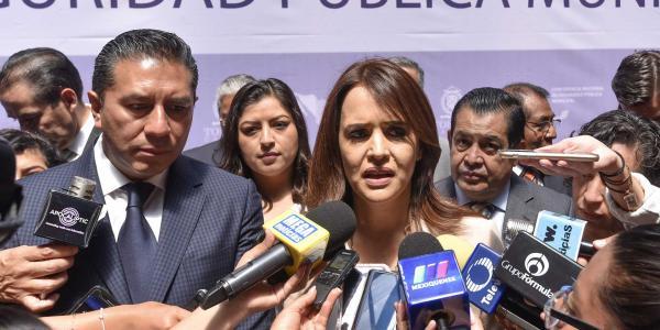 México | La alcaldesa relacionada a NXIVM que recibió fondos de EU