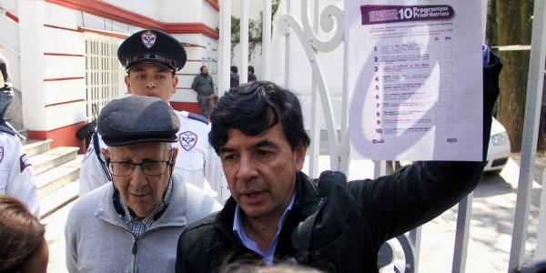 Cuestione   México   La boleta para la multiconsulta ya está lista