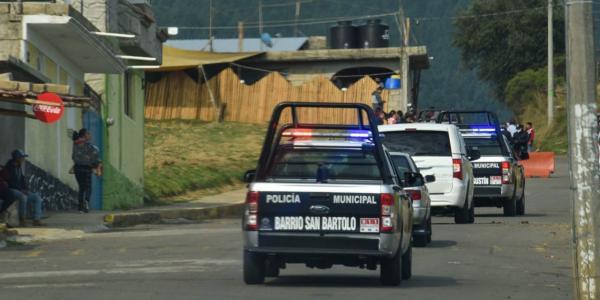 México | La CDMX es el estado que más gasta en seguridad y justicia por habitante