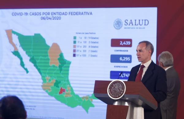 México | La entrevista en la que López- Gatell acepta que México no tiene cifras reales de COVID-19