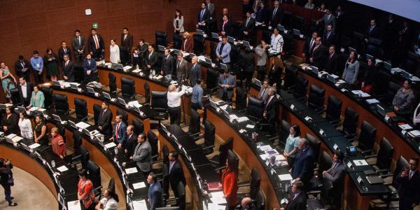 Se Filtró | La jugarreta que AMLO le aplicó al Senado
