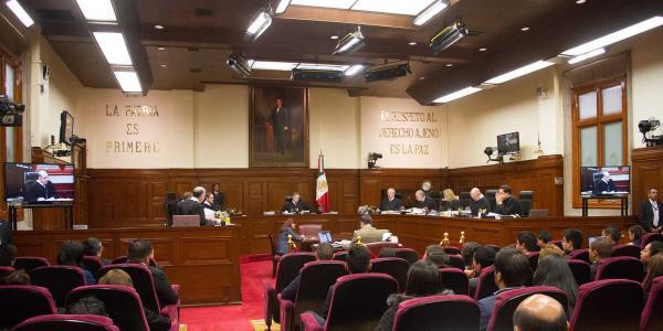México | La SCJN busca ministro; ¿será imparcial?