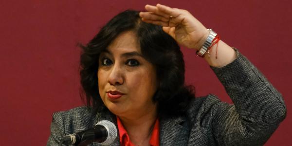 México | La secretaria de la Función Pública y su extraña defensa a Manuel Bartlett