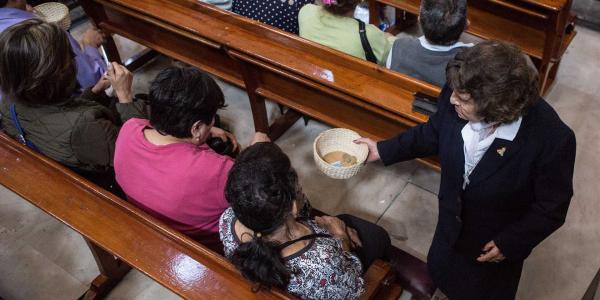 México | Lanza campaña Iglesia Católica para aportar diezmo