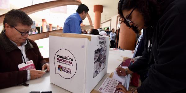 Cuestione   México   Las 5 irregularidades de la consulta