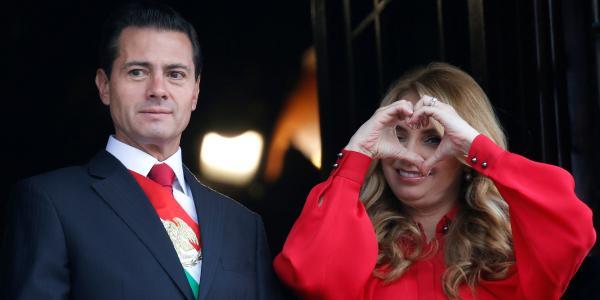 Cuestione   México   Las bodas más fifí en la política mexicana