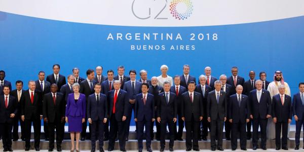 Cuestione   Global   Las tensiones rodean al G20... ¿Al qué?