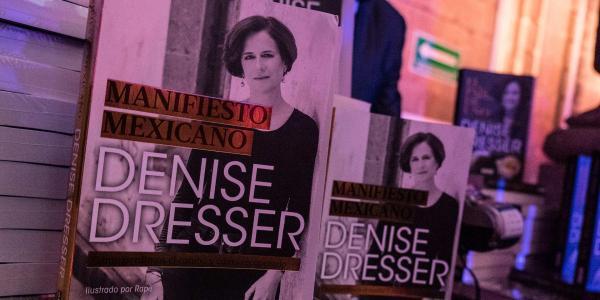 Se Filtró | ¿Leyeron el último libro de Denise Dresser?