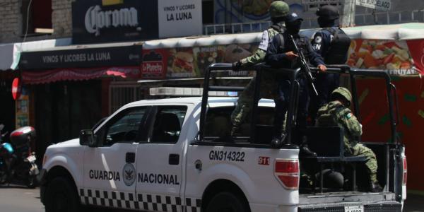 México | Lleva un año y la Guardia Nacional ya está en el Top 10 con más quejas ante la CNDH
