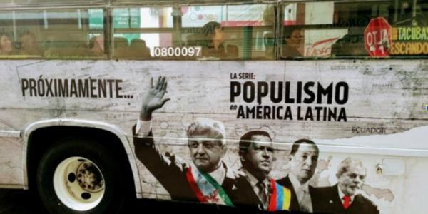 México | Lo que dicen en la serie Populismo sobre AMLO