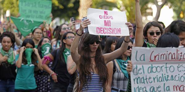 México | Lo que hay que saber de la iniciativa de Morena para despenalizar el aborto en el país