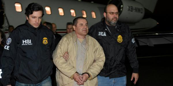 """Cuestione   México   Los 12 de """"El Chapo"""""""