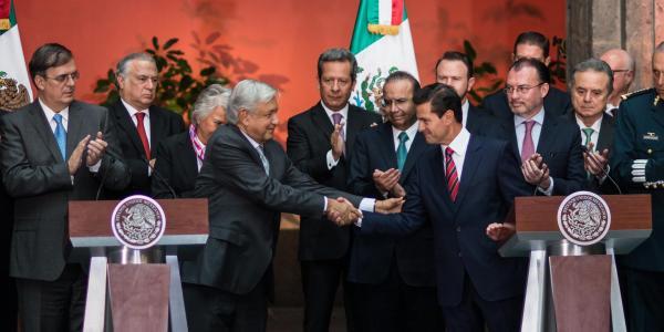 Cuestione | México | Los cambios para la Cuarta Transformación