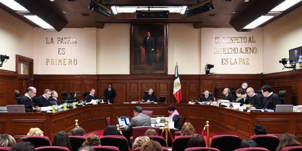 Cuestione   México   Los muuuy extraños gastos de la Suprema Corte