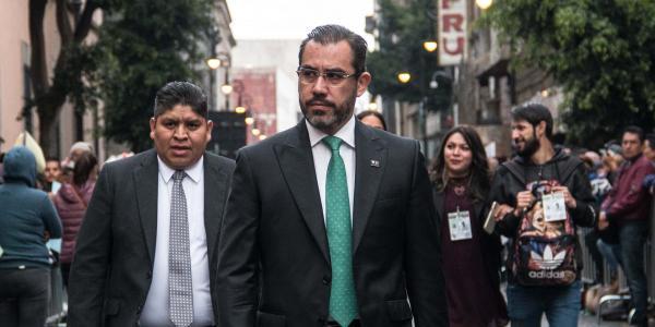 México | Los pendientes que deja Jesús Orta en la policía de la Ciudad de México