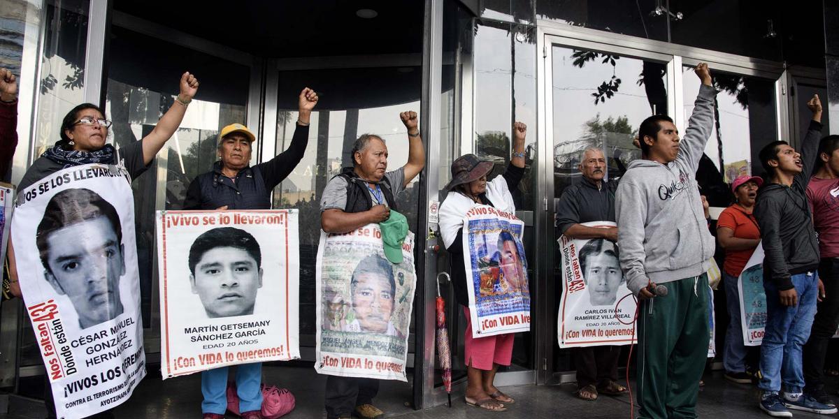 México | Los hijos e hijas de los 43 de Ayotzinapa: víctimas olvidadas