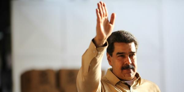 Global | Maduro y los políticos mexicanos, creyentes por poder
