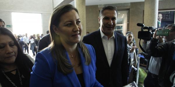 Cuestione   México   Martha Érika Alonso: Gobernó Puebla 9 días