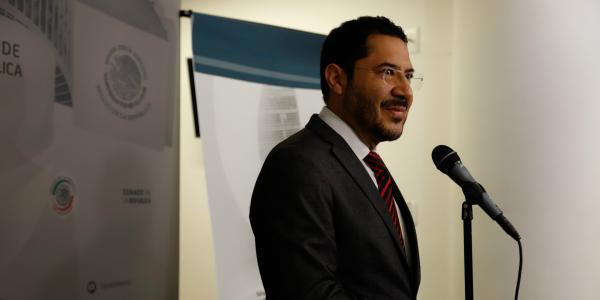 México | Martí Batres quita un espacio a las mujeres en el Senado